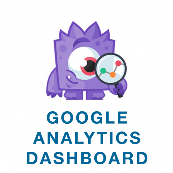 ideplanket.se - Goggle-Analytics Dashboard