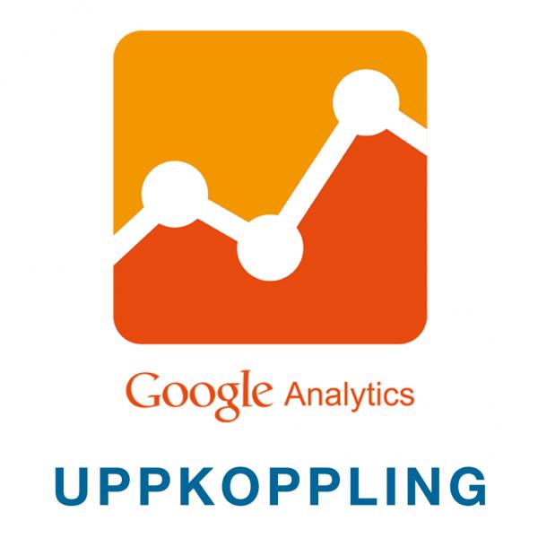 Idéplanket.se - Google Analytics uppkopplat